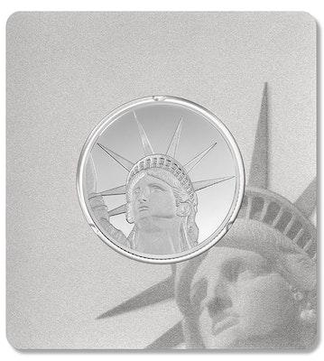 Silver Liberty Coin