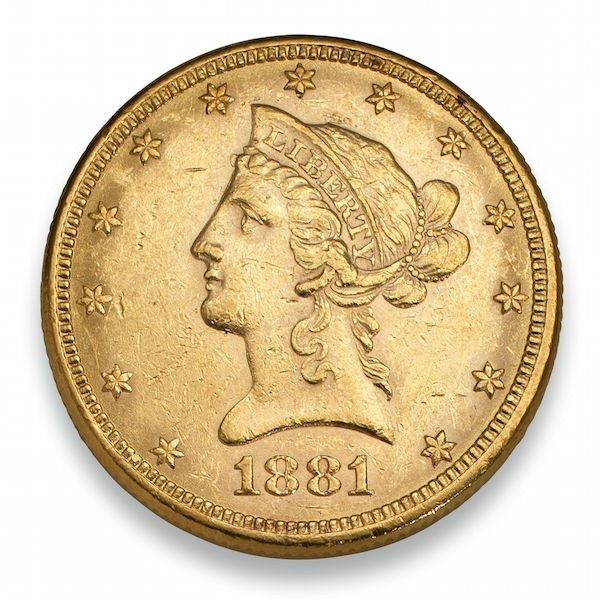 Liberty head Gold Coin