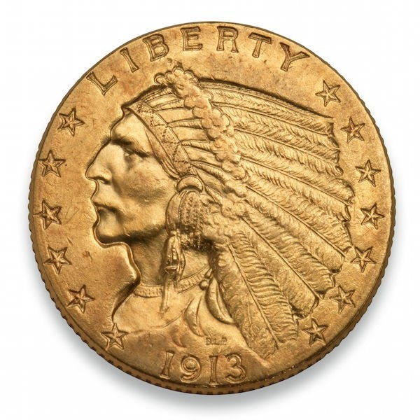 Indian Head Gold Coin
