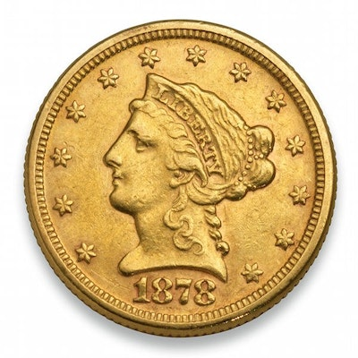 $2.50 Liberty Gold Coin