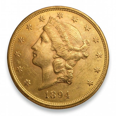 $20 Liberty Gold Coin