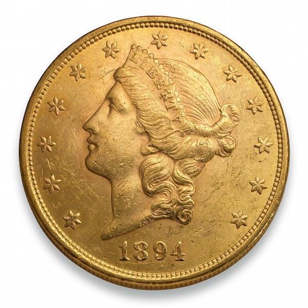 Liberty Gold Coin