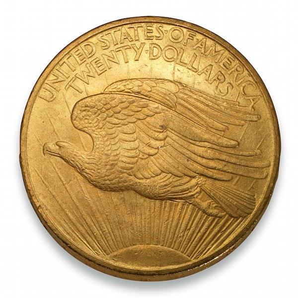Saint Gaudens Gold Coin