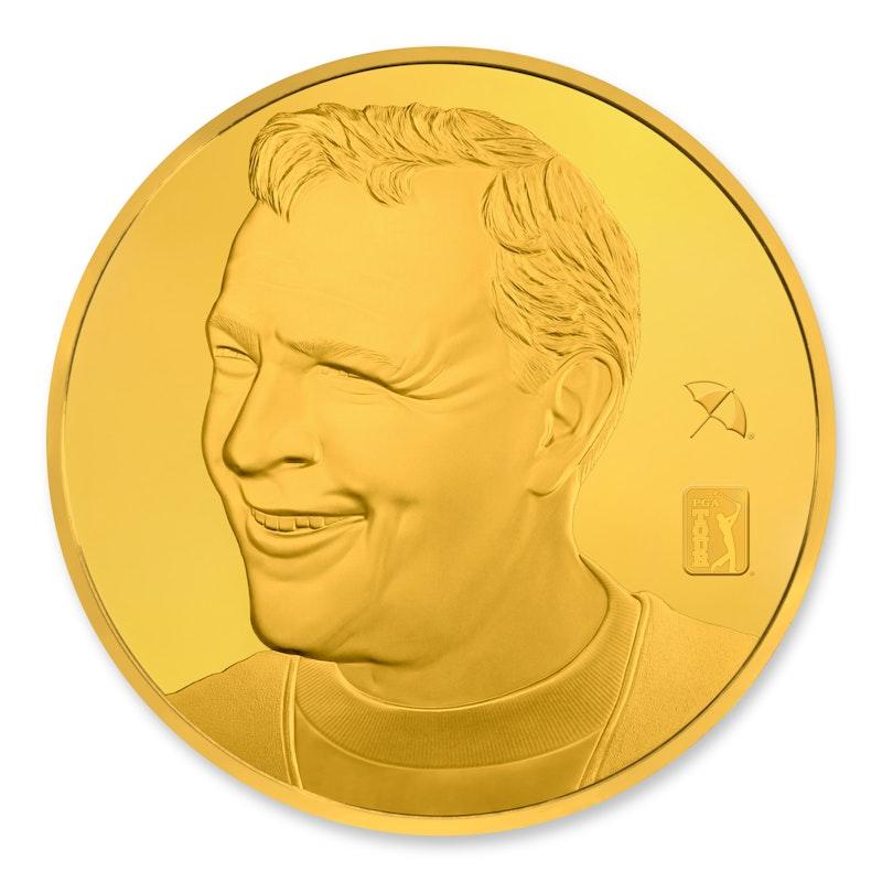 Arnold Palmer Gold 1-Kilo Proof