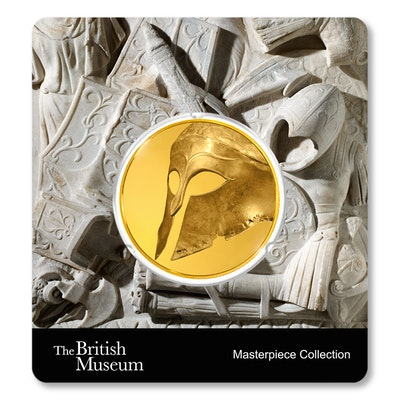 British Museum Gold card Front