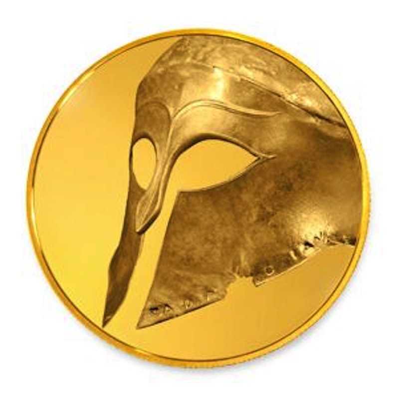 British Museum Gold Coin