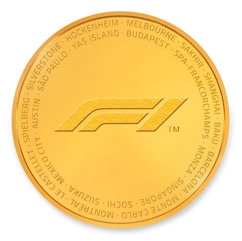 2019 F1® Kilo Gold Coin