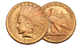 Two Copper Coins