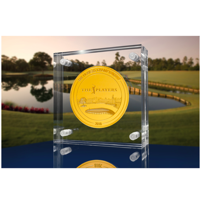PLAYERS CHAMPIONSHIP Kilo Gold Coin