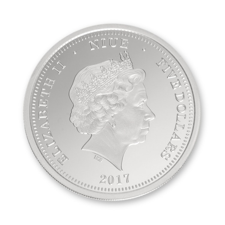 Williams Silver Coin Front
