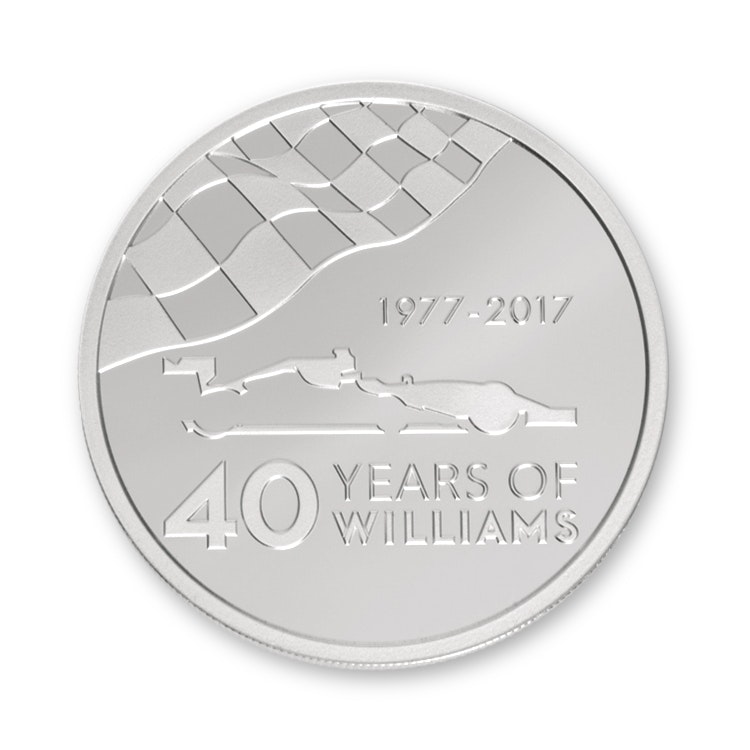 Williams Silver Coin Back