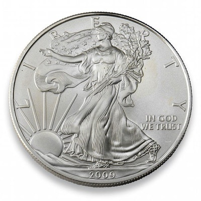 American Eagle Silver Coin
