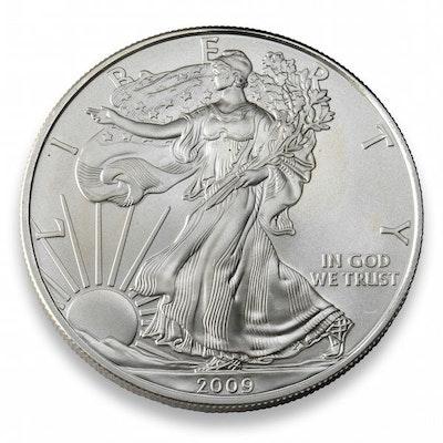 American Silver Coin