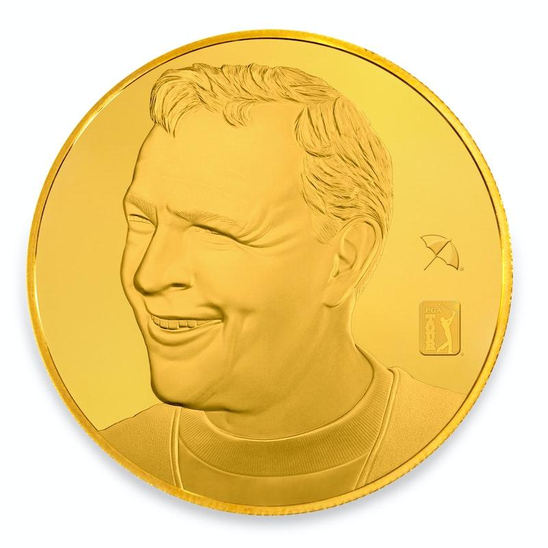 Arnold Palmer 1.5 oz Gold Proof