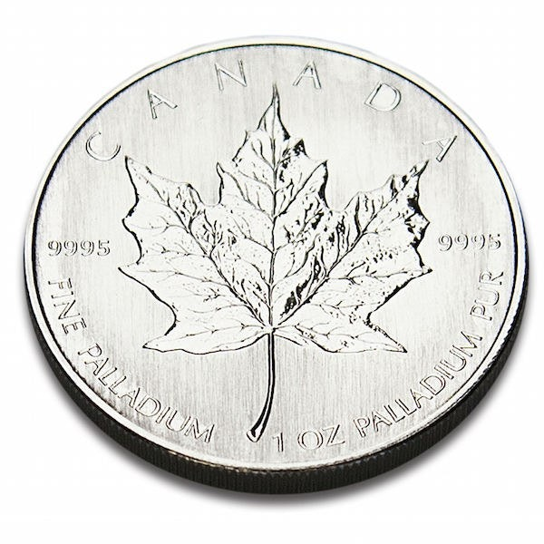 Maple Leaf Coin