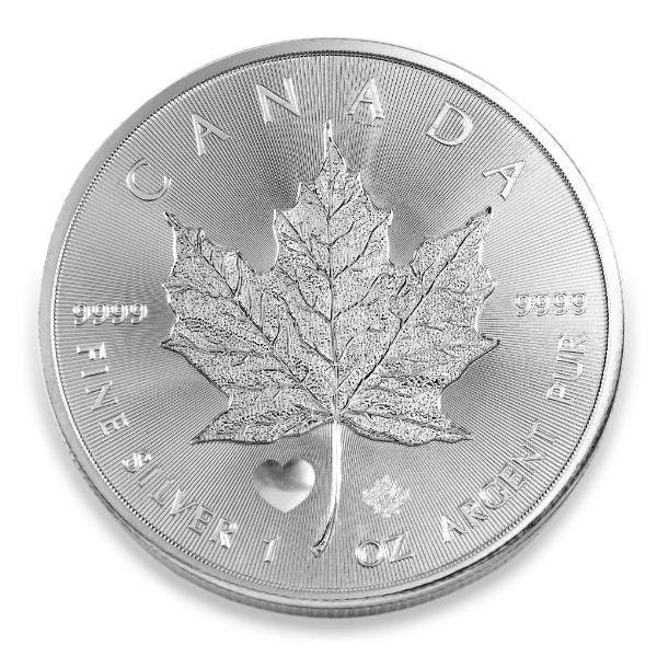 Silver Maple Leaf Coin