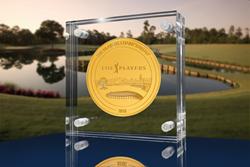 players championship gold kilo coin