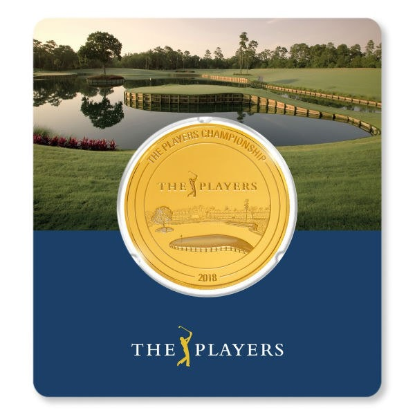 pga tour players championship gold card back