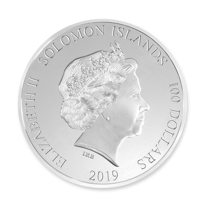 Formula 1® 1000 Kilo Silver Coin