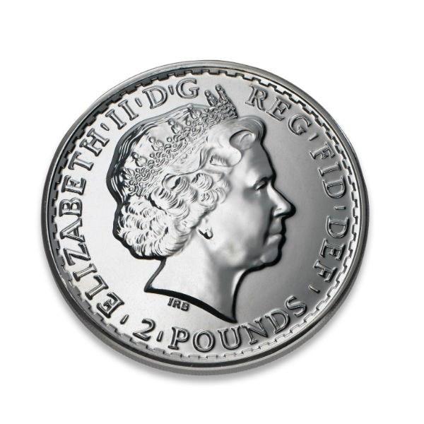 Silver Britania Coin